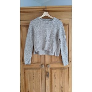 Sweaters - Mink crop sweater Size 8